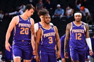«Фінікс» виграв серію у «Денвера» і вийшов до півфіналу плей-офф НБА