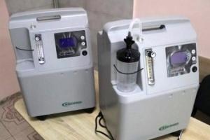 Humanitäre Hilfe: Ukraine schickt 186 Sauerstoffkonzentratoren nach Indien