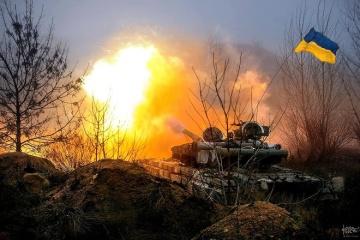 Ostukraine: Besatzer brechen elf Mal die Waffenrehe