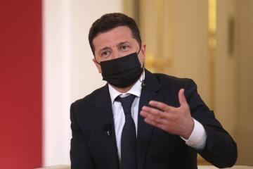 Zelensky: UE debería ver a Ucrania como un socio de pleno derecho