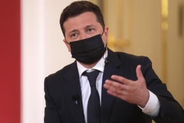 Volodymyr Zelensky : L'UE doit considérer l'Ukraine comme un partenaire égal