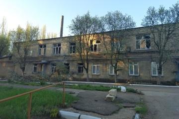 Ukraine sends note to OSCE SMM over shelling of hospital in Krasnohorivka