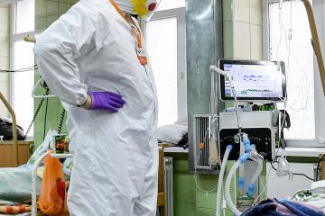 Ukraine meldet 6.038 neue Coronavirus-Fälle