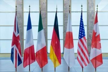 G7-Länder bekräftigen volle Unterstützung und Solidarität mit Ukraine - Abschlusserklärung