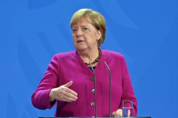 Merkel: Alemania y Estados Unidos siguen una política común hacia Ucrania