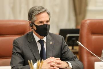 Bedrohungen durch Russland: USA und ihre Partner arbeiten daran, dass die Ukraine sich verteidigen kann - US-Außenminister Blinken