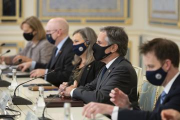 Antony Blinken exhorte la Russie à cesser ses actions agressives contre l'Ukraine