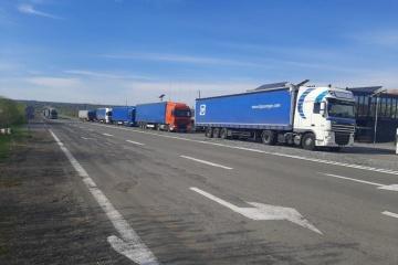 Mehr als 200 Tonnen Hilfsgüter in besetze Gebiete der Ukraine gebracht