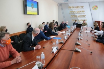 Foreign ministers of Benelux countries: We've personally made sure how Luhansk region changing