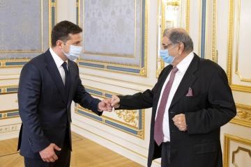 ゼレンシキー大統領、インドへの人道支援供与を指示