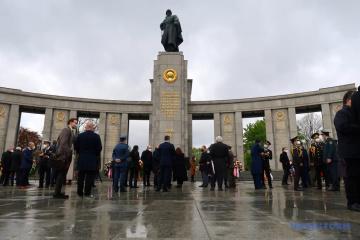 У Берліні вшанували пам'ять українських жертв нацизму
