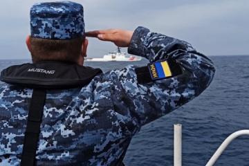 Ukraine, US ships conduct joint exercises near Odesa