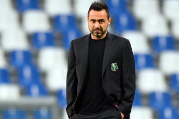 Roberto de Zerbi kann Trainer-Posten bei Schachtar Donezk übernehmen
