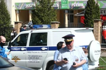 Russland: Mindestens 11 Tote bei Schießerei in Schule in Stadt Kasan