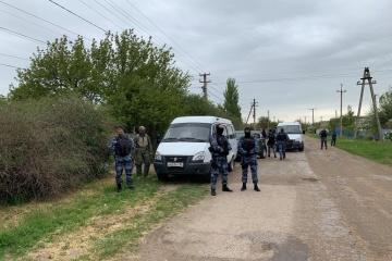 В окупованому Криму ФСБ проводить черговий обшук