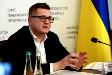 Ivan Bakanov : 100 000 soldats russes restent près de la frontière ukrainienne