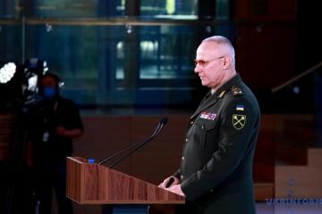 Chomczak rezygnuje ze stanowiska głównodowodzącego Sił Zbrojnych Ukrainy, zgodnie z decyzją Zełenskiego
