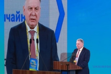 Taran: Ukraine's security strategy doesn't provide for total militarization