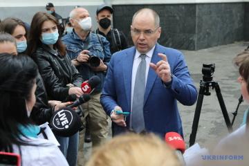 Степанов заперечує, що переговори про закупівлю вакцин почались у грудні 2020