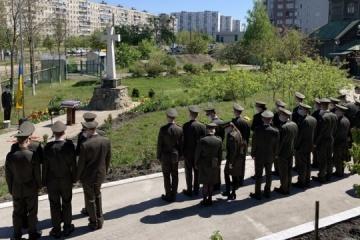 Kijów obchodził 101. rocznicę wyzwolenia od bolszewików