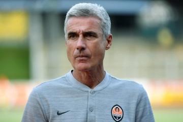 Luís Castro deja su cargo de entrenador en jefe en el Shakhtar