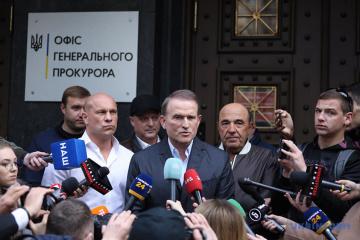 Медведчуку присудили цілодобовий домашній арешт
