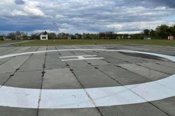 «Вертолітний майданчик Януковича» у Каневі передали Нацполіціі