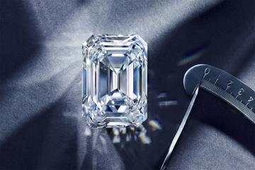 Діамант вагою понад сто карат продали на Christie's за $14 мільйонів