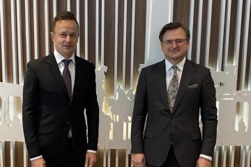 クレーバ外相、ハンガリー外相との民族マイノリティー問題対話の継続で一致