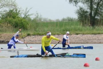 Українець Алтухов виборов олімпійську ліцензію у веслуванні на байдарках і каное