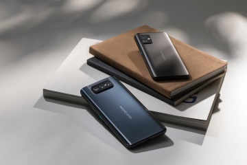 Великі дисплеї та 5G: Asus представив флагманські смартфони