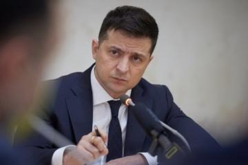 Selenskyj: Ukraine ist offen für Big Business, aber nicht für oligarchischen Einfluss