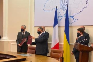 Франція допоможе Україні із закупівлею пожежних автодрабин