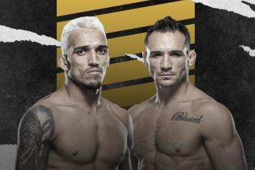 Прогноз на UFC 262. Хто стане новим чемпіоном в легкій вазі?
