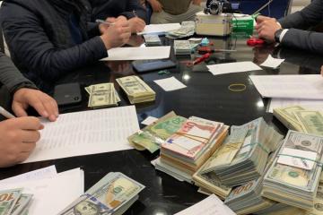 Масштабні обшуки у Києві: прокуратура розповіла деталі