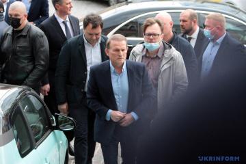 Tribunal no permite que Medvedchuk sea puesto en libertad bajo fianza