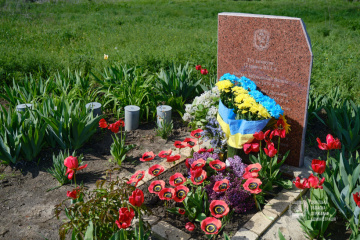 На Донеччині вшанували пам'ять десантників, які загинули під Слов'янськом у 2014 році