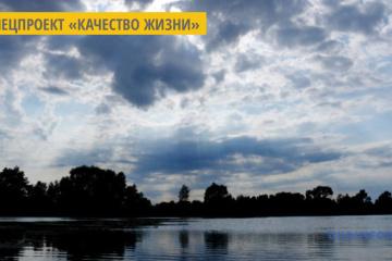 Закарпатские рыбаки за свой счет выпустили в реки Ужгорода мальков стерляди