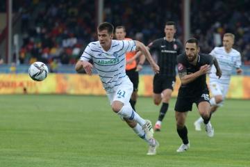 Фінал Кубка України «Динамо» - «Зоря» - 1:0: кияни перемогли в овертаймі