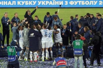 Игроки «Динамо» начали чувствовать, как это выигрывать трофеи - Луческу