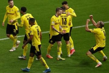 «Боруссія» (Дортмунд) виграла Кубок Німеччини
