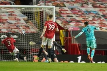 АПЛ: «Ліверпуль» перемагає «МЮ» і зберігає шанси увійти в топ-4