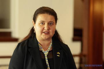 Botschafterin Markarowa über Vorbereitung der Kommission strategischer Partnerschaft Ukraine - USA