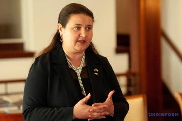 Markarova: Ucrania abierta al negocio extranjero a pesar de la agresión rusa
