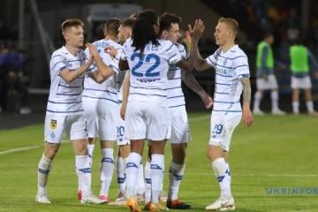 Dynamo Kyiv win Ukrainian Cup title