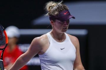 Tennis: Svitolina auf Platz 6 der WTA-Rangliste
