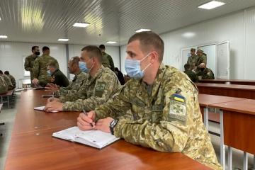 """Die Ukraine und Großbritannien arbeiten an Durchführung gemeinsamer Übungen """"Cossack mace"""""""