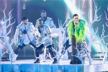 Ukraine im Finale von Eurovision-2021