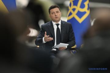 Swapping Medvedchuk for Kremlin prisoners: Zelensky names condition