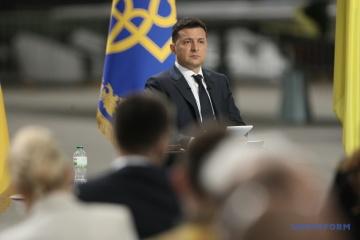 """Zelensky: Logramos reducir a cero la influencia de """"jefes mafiosos"""" en la situación delictiva"""